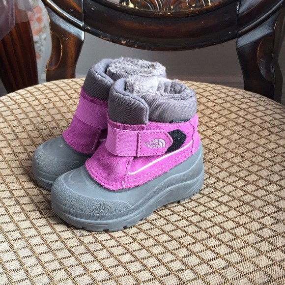 The North Face Boots Baby Girl Size 7